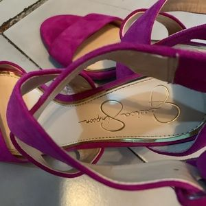 Jessica Simpson Shoes - Jessica Simpson hot pink shoes